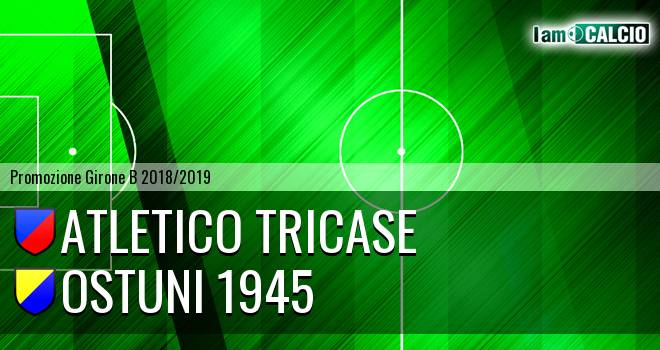 Atletico Tricase - Ostuni 1945