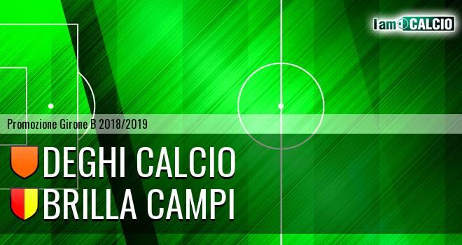 Deghi Calcio - Brilla Campi