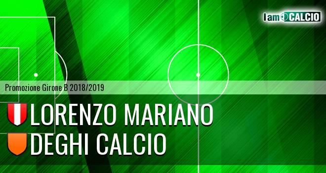 De Cagna 2010 - Deghi Calcio