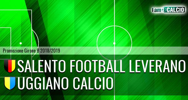 Salento Football Leverano - Uggiano Calcio
