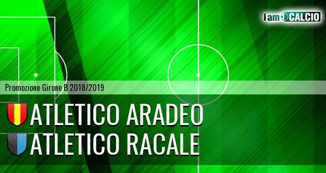 Atletico Aradeo - Atletico Racale