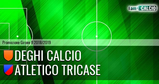 Deghi Calcio - Atletico Tricase