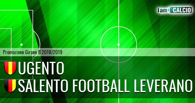 Ugento - Salento Football Leverano