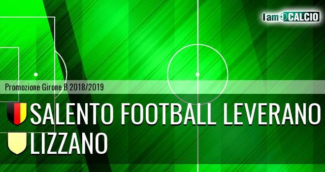 Salento Football Leverano - Lizzano