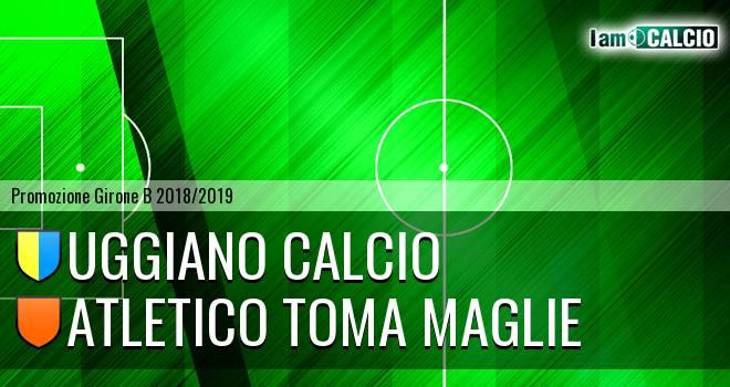 Uggiano Calcio - A. Toma Maglie