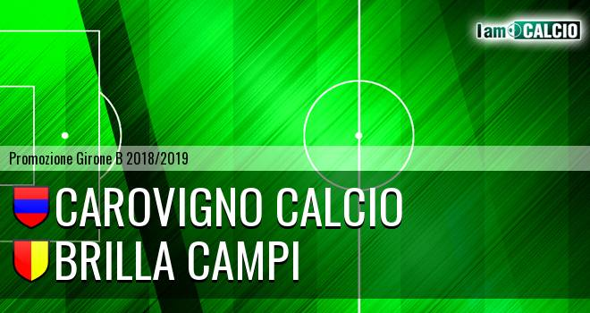 Carovigno Calcio - Brilla Campi