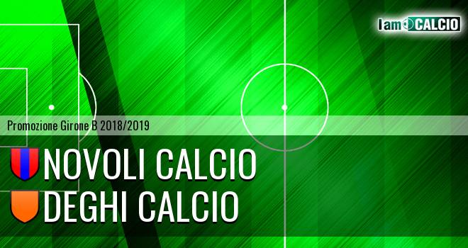 Novoli Calcio - Deghi Calcio