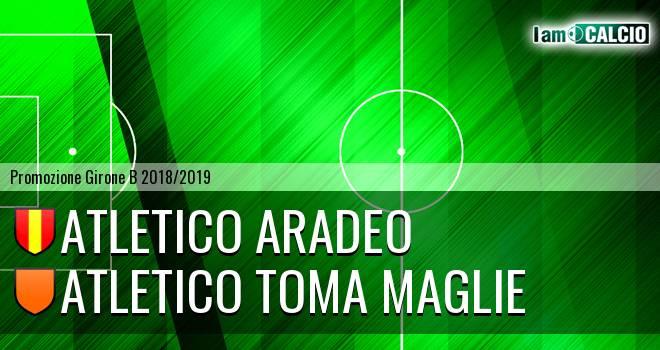Atletico Aradeo - A. Toma Maglie