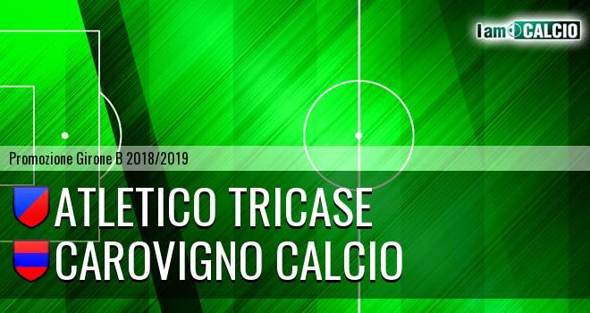 Atletico Tricase - Carovigno Calcio