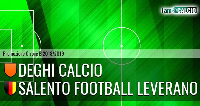 Deghi Calcio - Salento Football Leverano