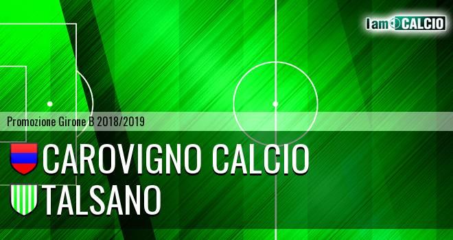 Carovigno Calcio - Talsano