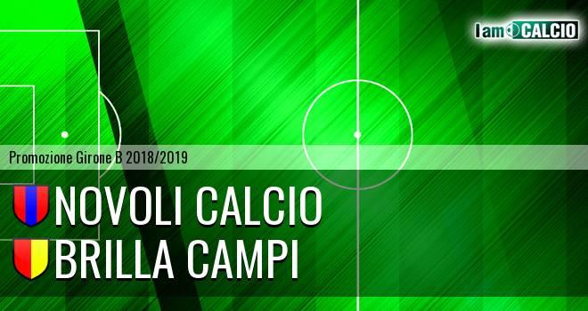 Novoli Calcio - Brilla Campi