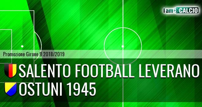 Salento Football Leverano - Ostuni 1945
