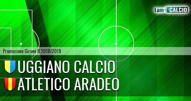 Uggiano Calcio - Atletico Aradeo