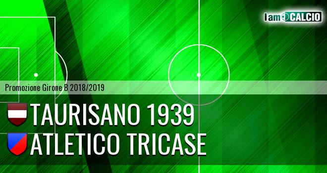Taurisano 1939 - Atletico Tricase