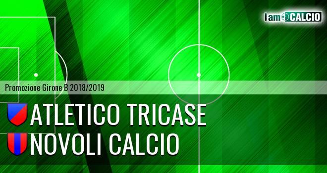 Atletico Tricase - Novoli Calcio