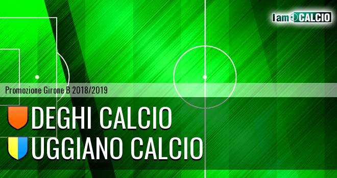 Deghi Calcio - Uggiano Calcio