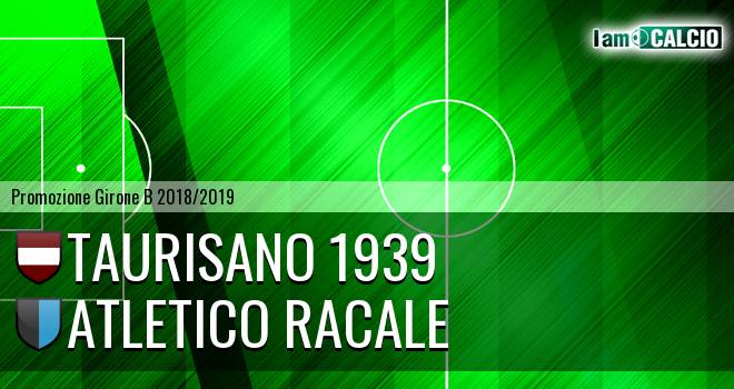 Taurisano 1939 - Atletico Racale