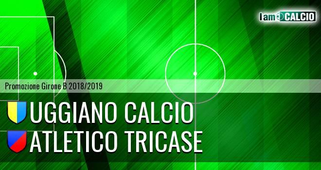 Uggiano Calcio - Atletico Tricase