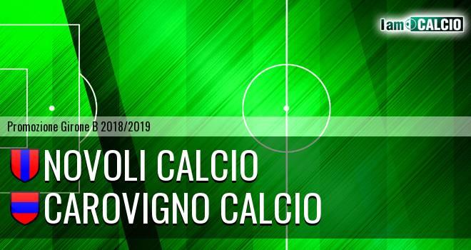 Novoli Calcio - Carovigno Calcio