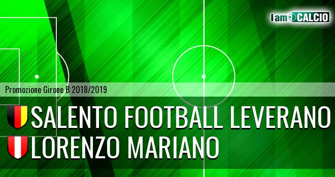 Salento Football Leverano - De Cagna 2010