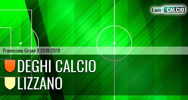 Deghi Calcio - Lizzano