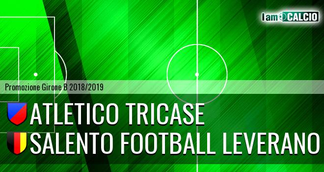 Atletico Tricase - Salento Football Leverano