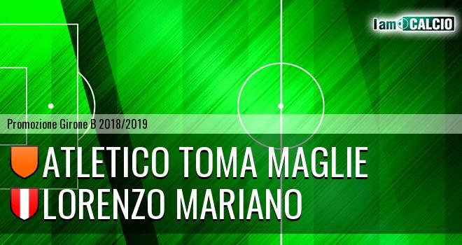 A. Toma Maglie - De Cagna 2010