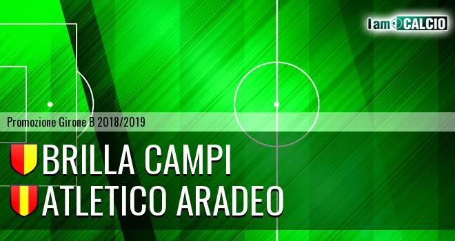 Brilla Campi - Atletico Aradeo