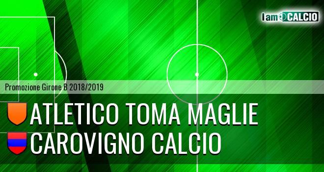 Atletico Toma Maglie - Carovigno Calcio