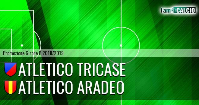 Atletico Tricase - Atletico Aradeo