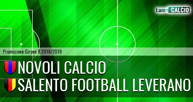 Novoli Calcio - Salento Football Leverano