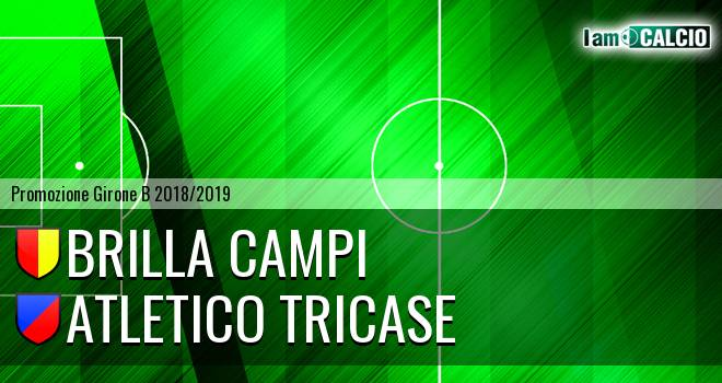 Brilla Campi - Atletico Tricase