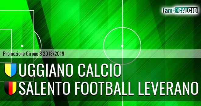 Uggiano Calcio - Salento Football Leverano