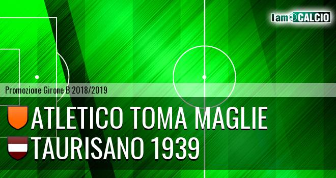 A. Toma Maglie - Taurisano 1939