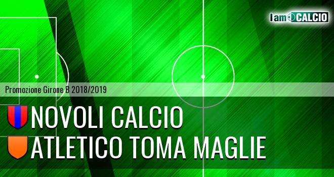 Novoli Calcio - A. Toma Maglie