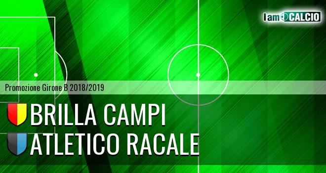 Brilla Campi - Atletico Racale