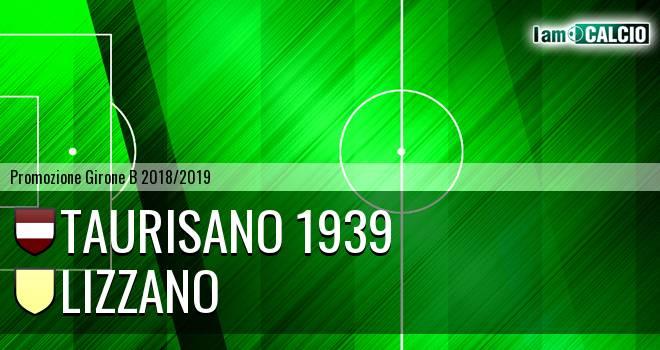Taurisano 1939 - Lizzano