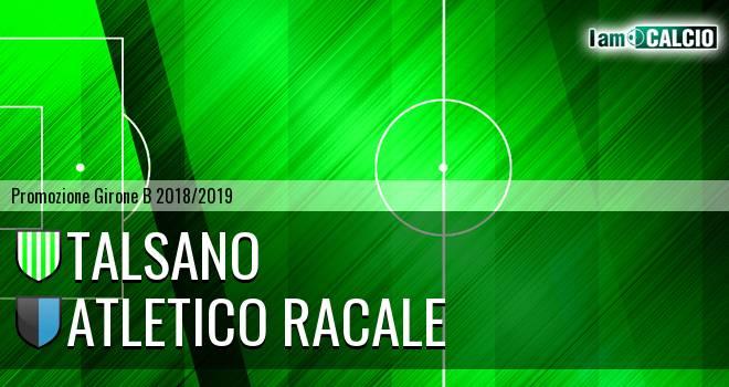 Talsano - Atletico Racale