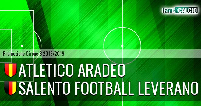 Atletico Aradeo - Salento Football Leverano