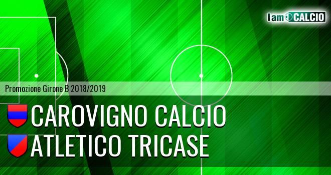 Carovigno Calcio - Atletico Tricase