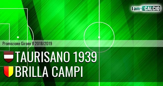Taurisano 1939 - Brilla Campi