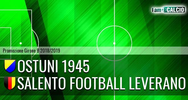 Ostuni 1945 - Salento Football Leverano