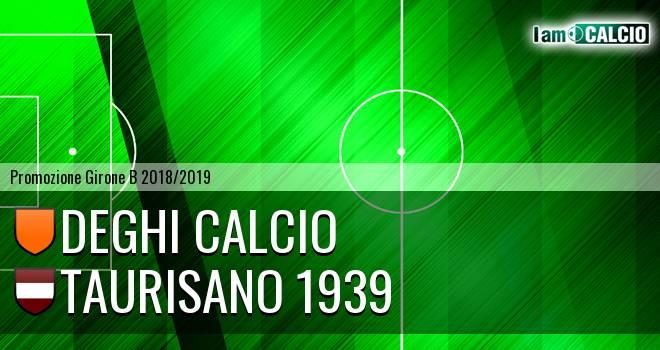 Deghi Calcio - Taurisano 1939