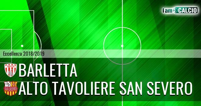 Barletta - Alto Tavoliere San Severo