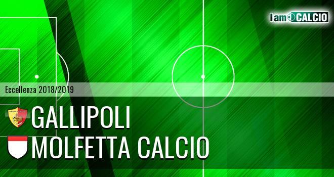 Gallipoli - Molfetta Calcio