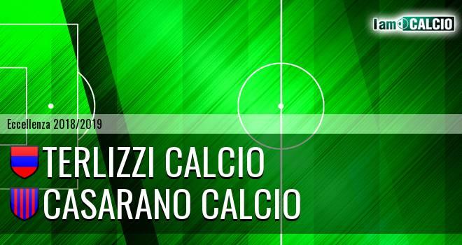 Terlizzi Calcio - Casarano Calcio
