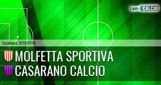 Molfetta Sportiva - Casarano Calcio