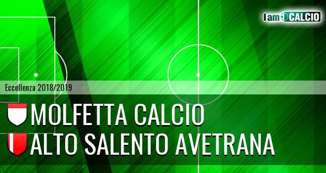 Molfetta Calcio - Alto Salento Avetrana