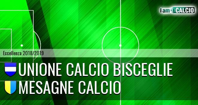 Unione Calcio Bisceglie - Mesagne Calcio